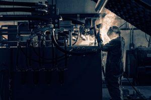 عکاسی صنعتی در محل کار