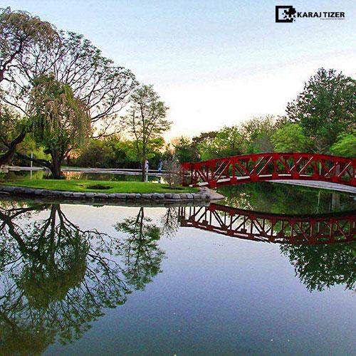عکاسی در باغ ملی گیاه شناسی