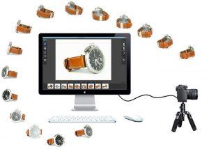 عکاسی 360 درجه از محصولات