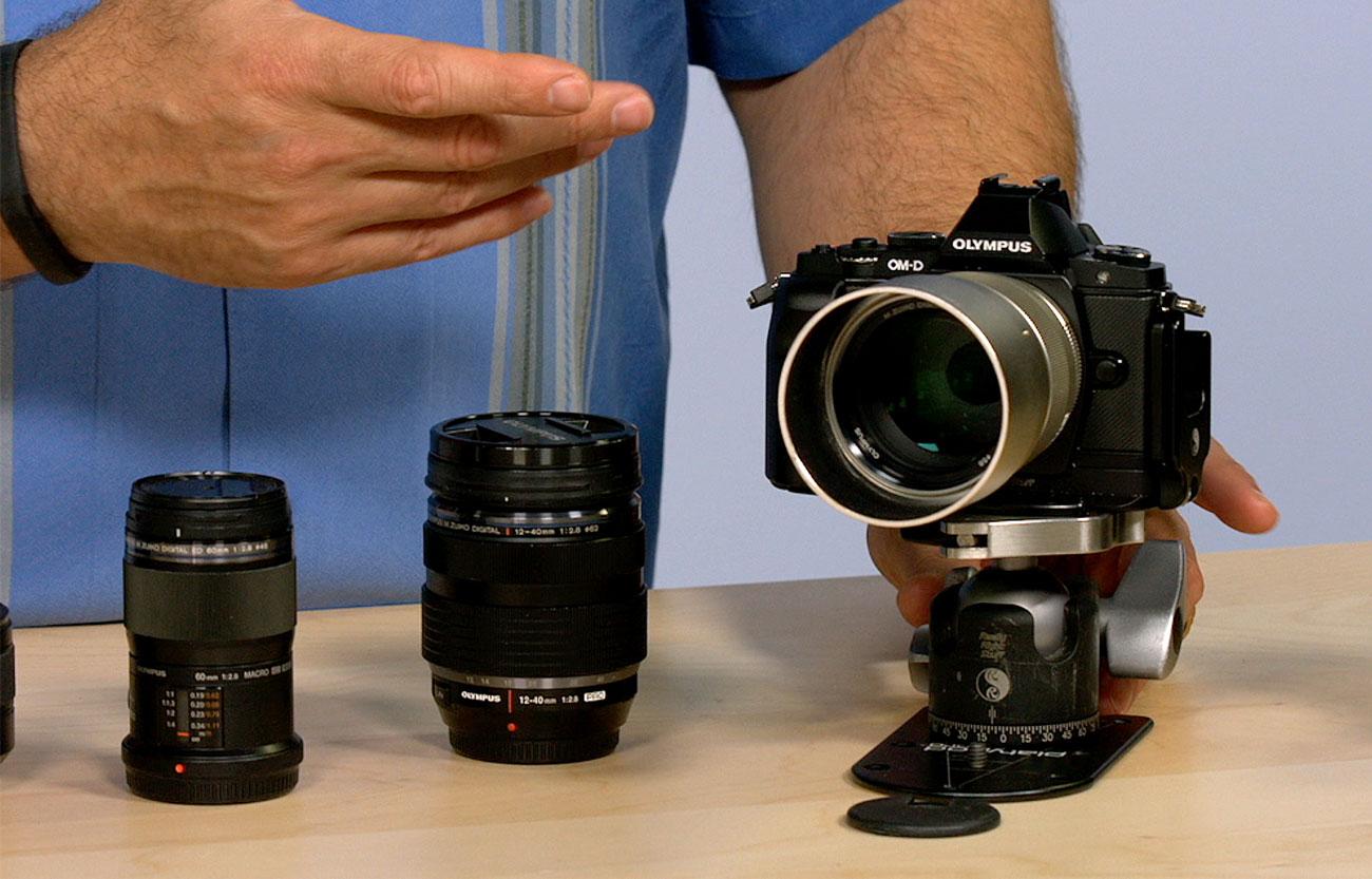 آموزش عکاسی صنعتی