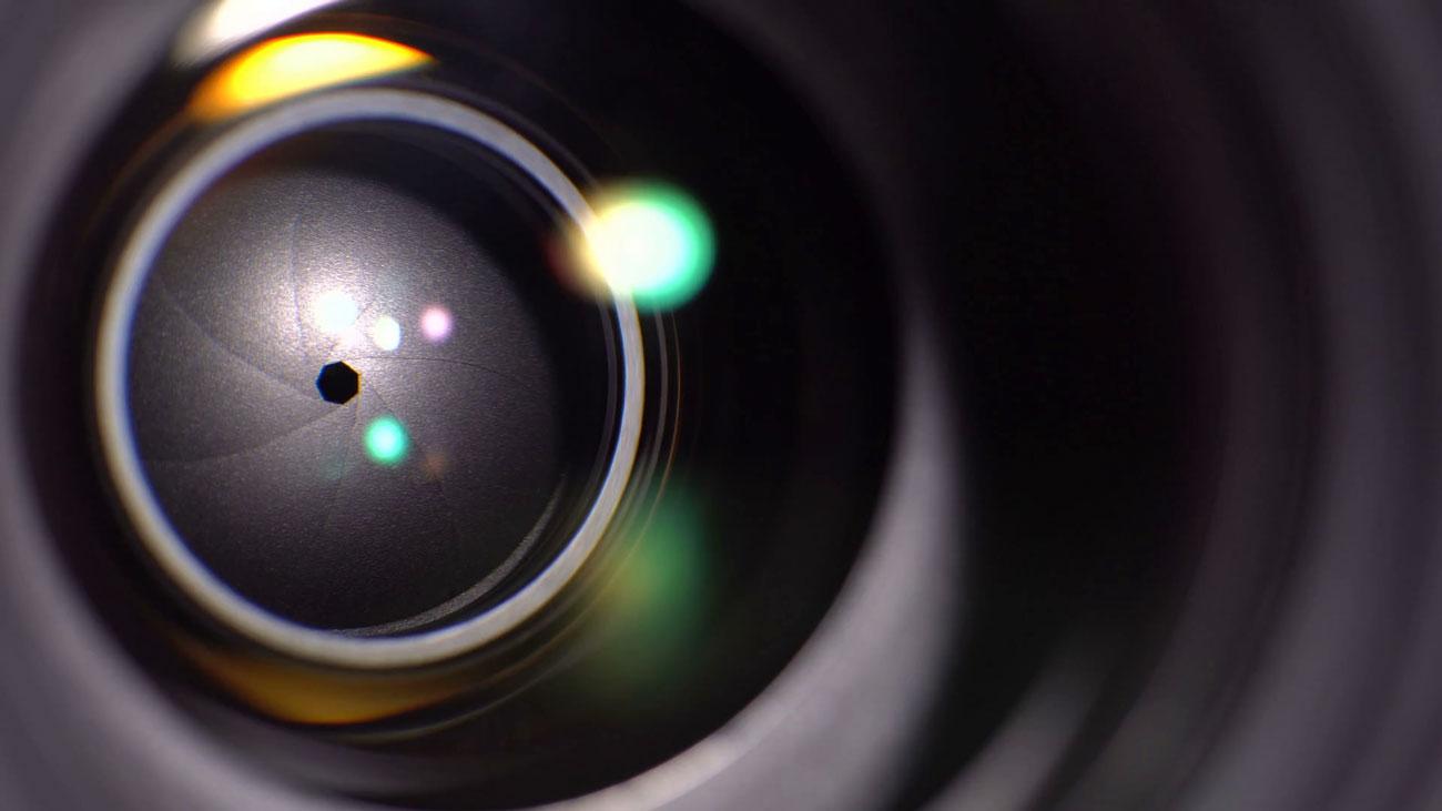 دیافراگم دوربین عکاسی
