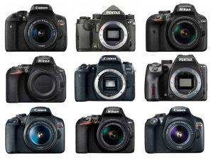 دوربین های میان رده