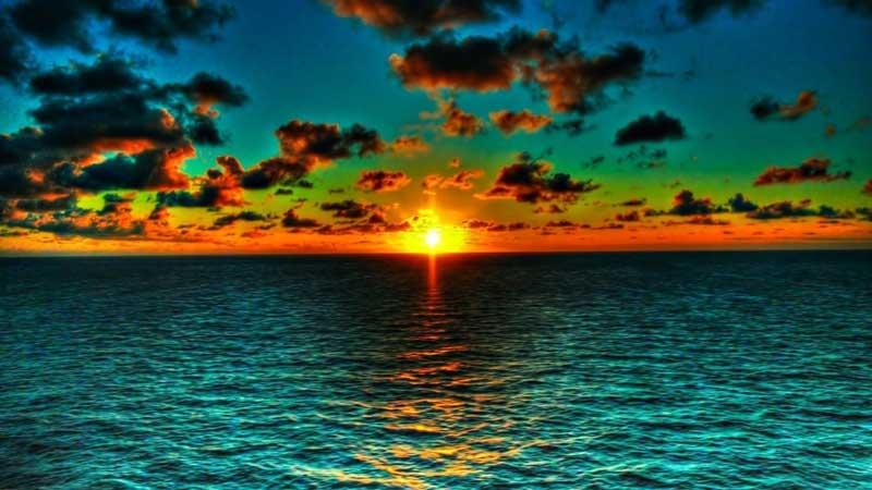 عکاسی از دریا