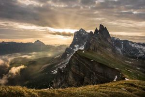 عکاسی از کوهستان