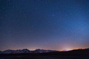 عکاسی منظره،عکاسی منظره در شب
