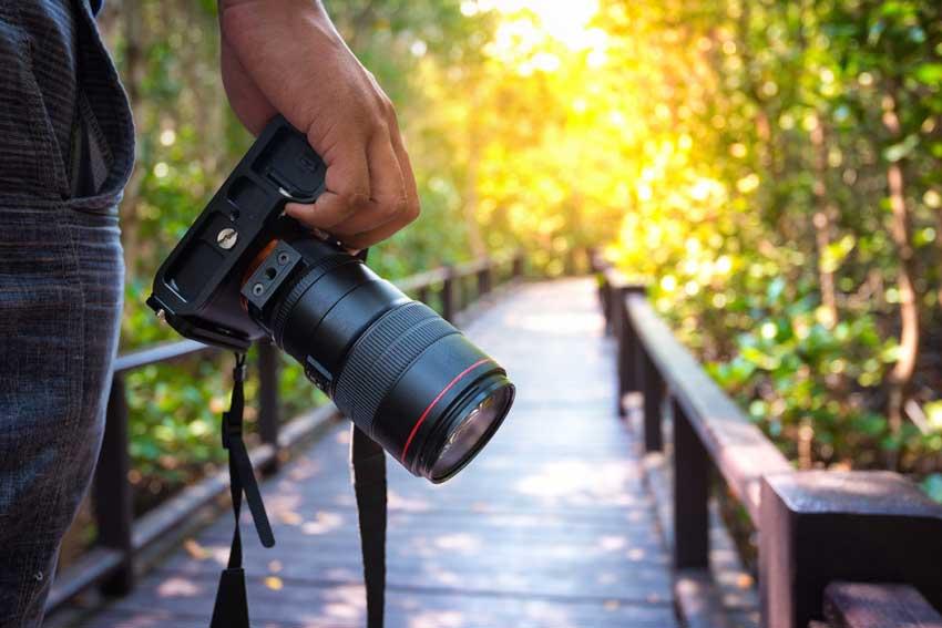 چند روش برای بهبود عکاسی مبتدیان