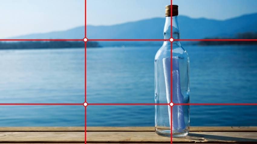 اهمیت ترکیب بندی در عکاسی