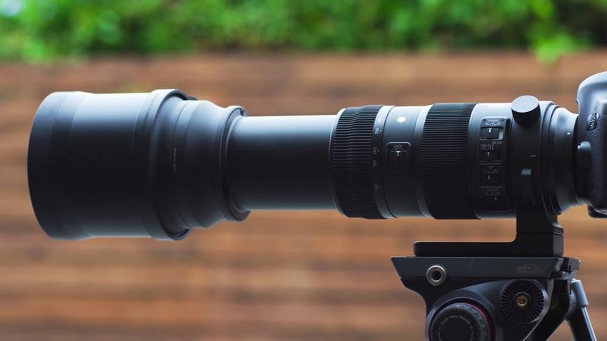 نحوه استفاده از لنزهای تله فوتو