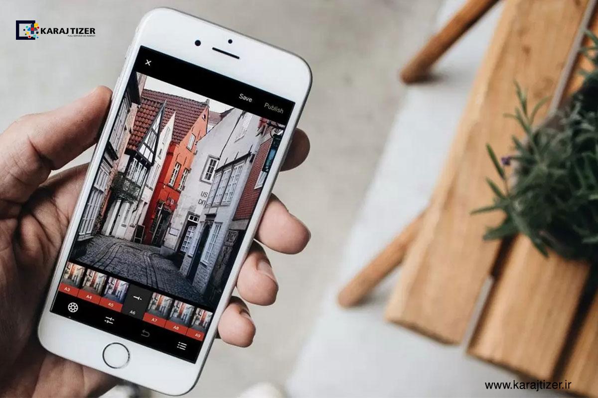 نرم افزارهای تدوین تیزر تبلیغاتی برای موبایل