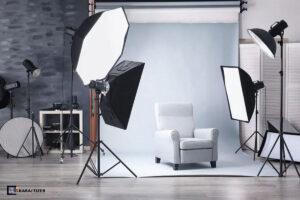 تجهیزات مورد نیاز برای عکاسی صنعتی