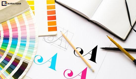 نظریه رنگ در طراحی لوگو