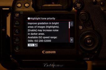 تنظیم دوربین عکاسی در شب و نکات مهم آن